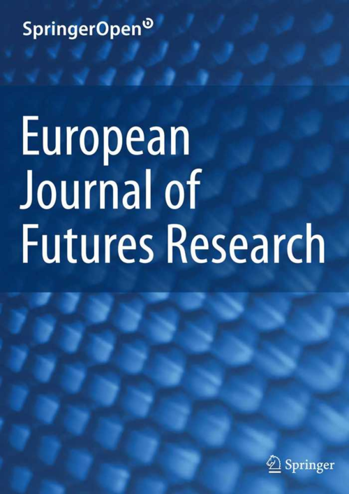 European Journal of Futures Research bei SpringerOpen