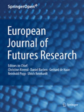 Springer Open: European Journal of Futures Research