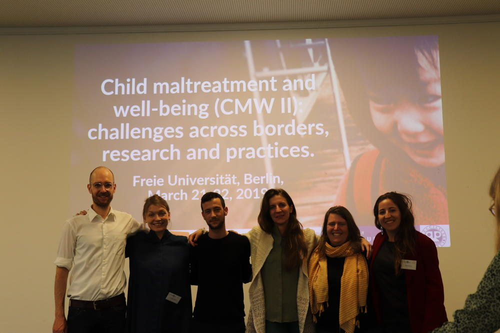 The International and local organizing committee after the 2nd CMW-Conference, Berlin, March 2019