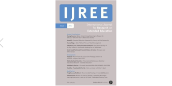 The International Journal for Research on Extended Education, Issue 1 (2017).
